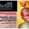 Exposition collective au Centre Barbara à Paris