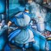 Peinture: Alice