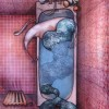 Peinture: Sirène