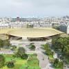 Les Photos du future projet des Halles