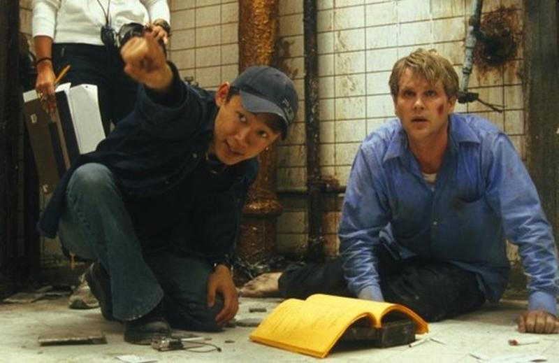 Photo de tournage du film Saw 1