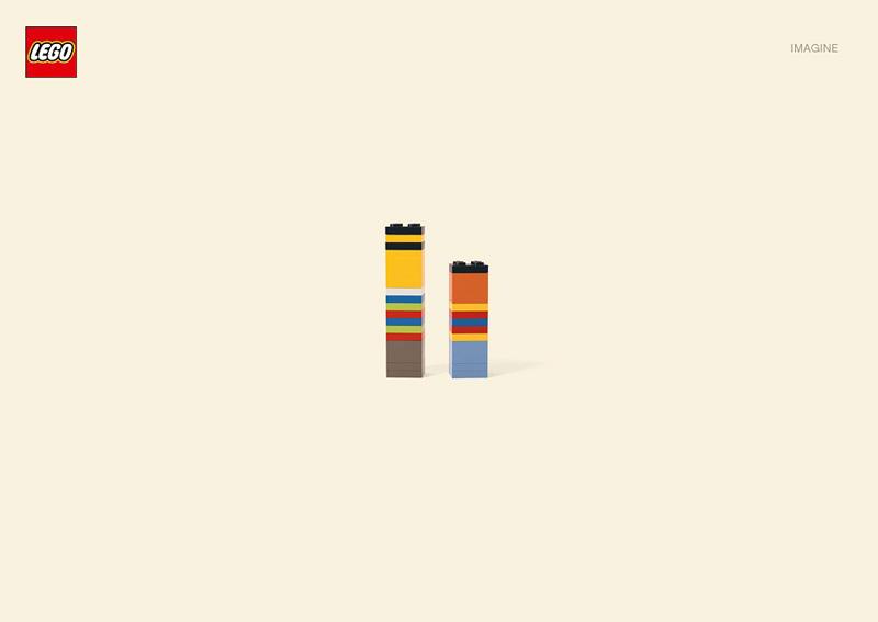 Publicité Lego