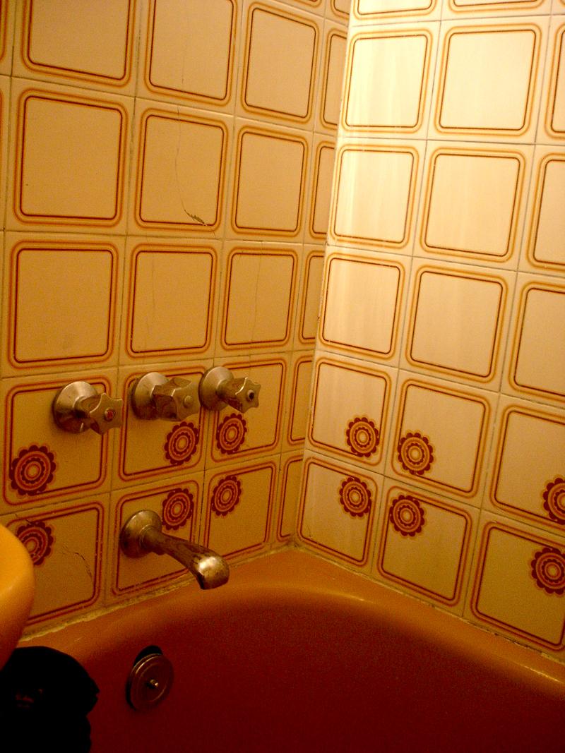 Lieu qui m inspire une salle de bain chilienne du blog de for Dans la salle de sejour il y a