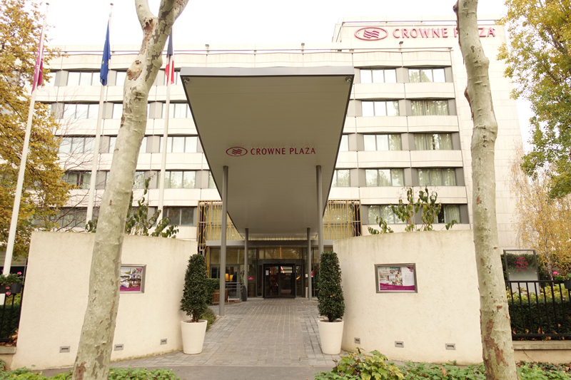 Hôtel Crowne Plaza Paris