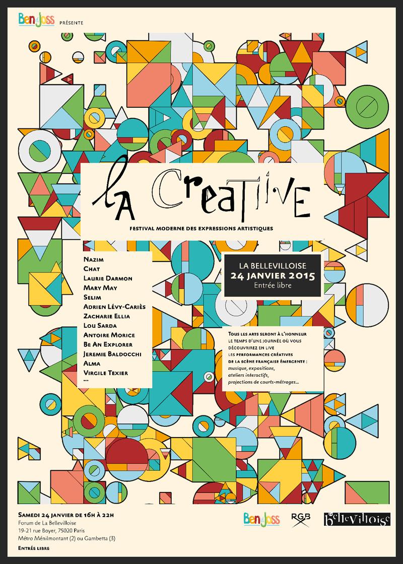 Exposition festival la creatiive du blog de jeremie for Adresse paris expo