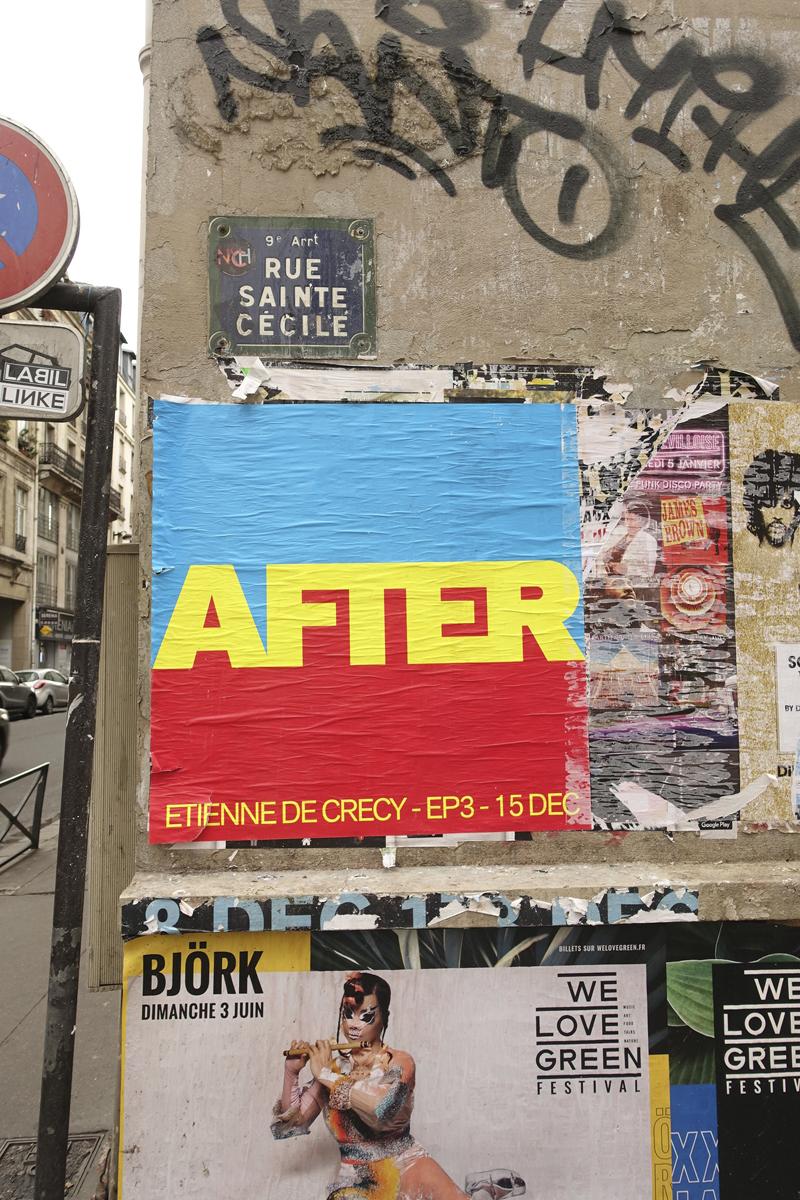 Photo du jour le 31-12-2017 du peintre contemporain Français Jérémie Baldocchi