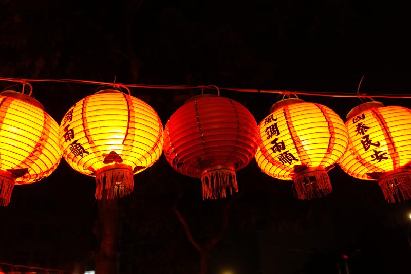 Mon voyage au marché de nuit Zongxiao à Taichung à Taïwan