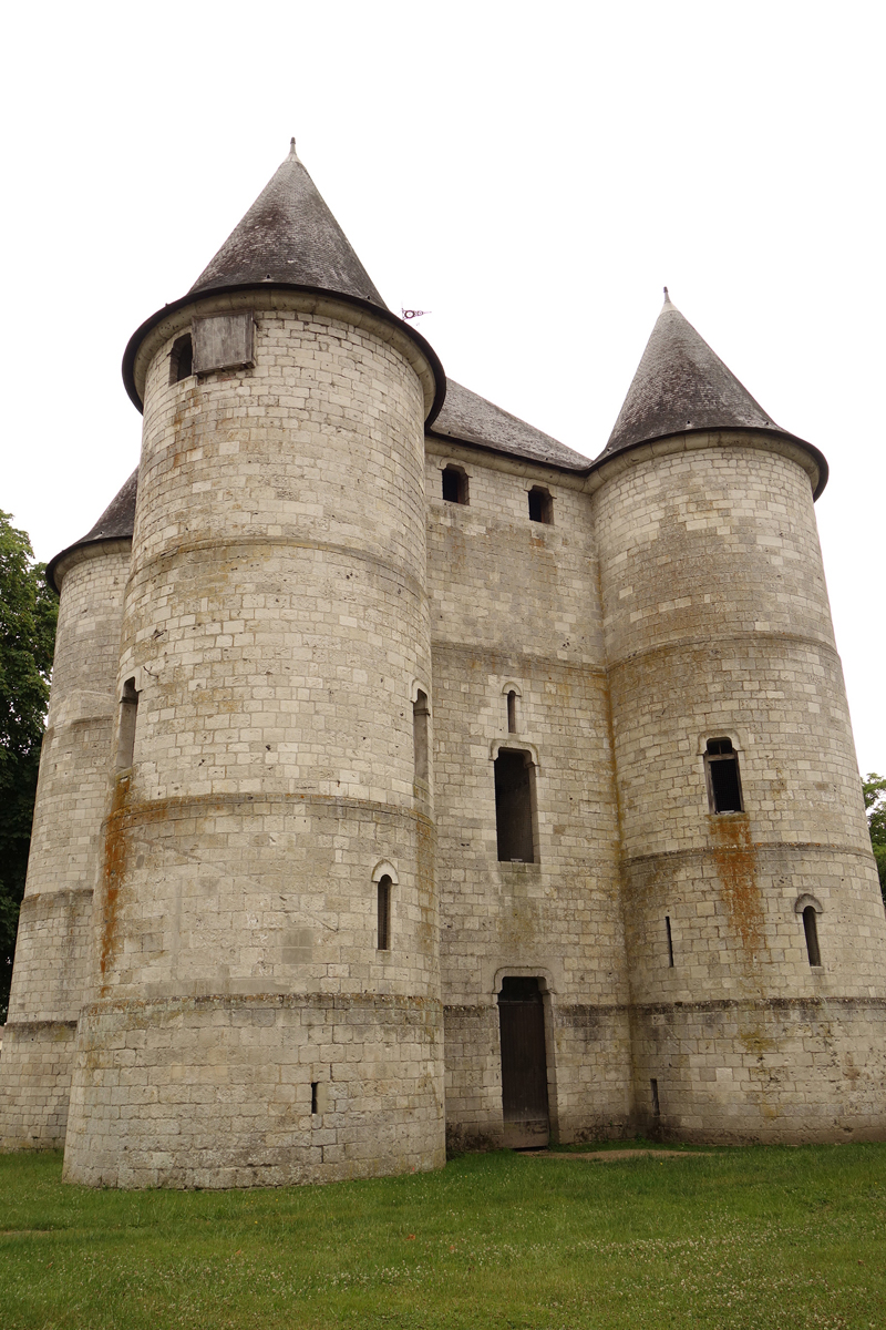 Mon voyage à Vierson en France