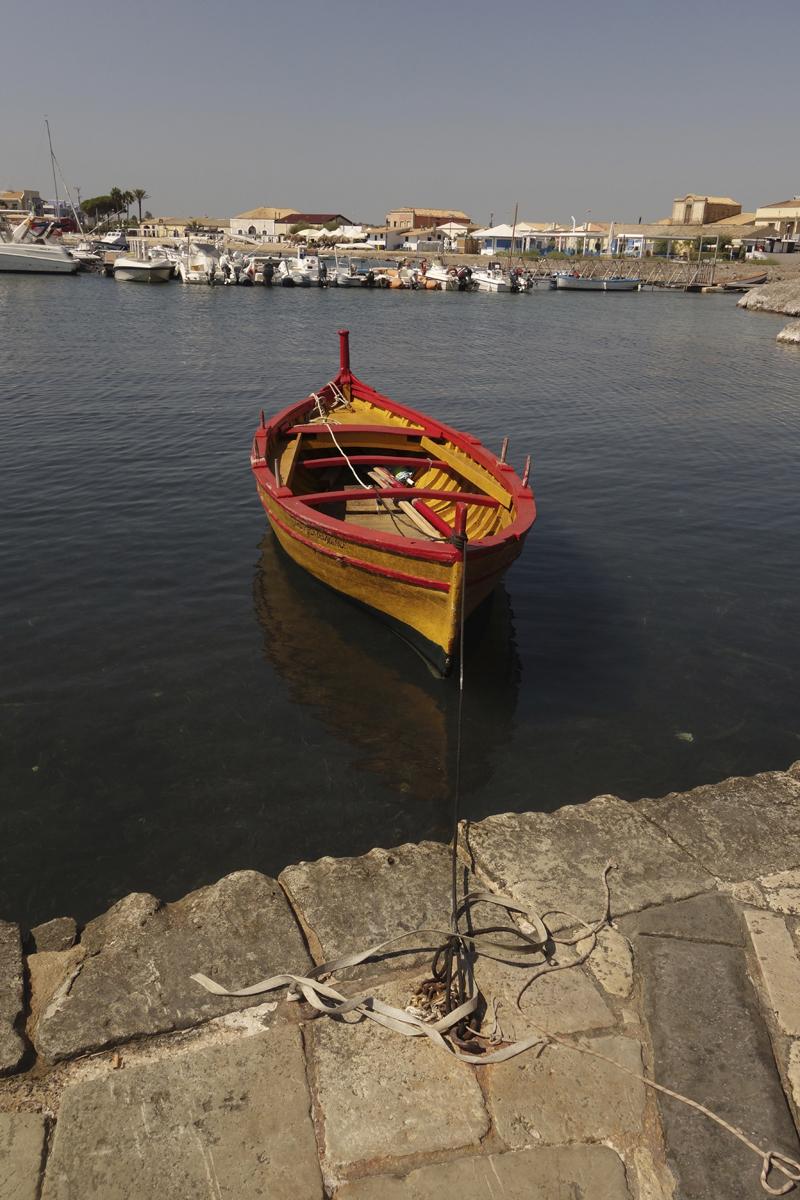 Mon voyage à Marzamemi en Sicile