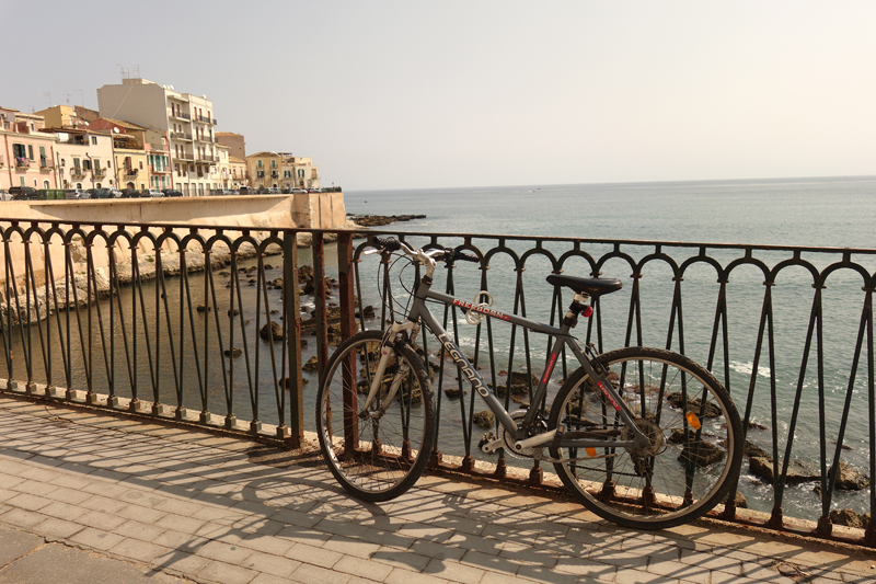 Mon voyage à Syracuse en Sicile