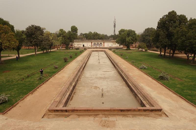Mon voyage à Delhi en Inde Tombeau de Safdarjung