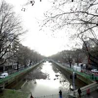 Nettoyage du Canal Saint Martin (Paris)