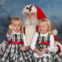 Les pires photos de famille de Noël 4