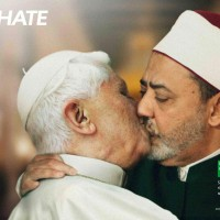 Campagne publicitaire Benetton Unhate