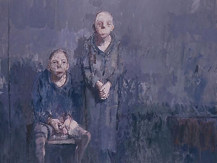 Peintre: Jean Rustin
