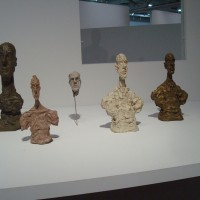 Exposition: Giacometti à Beaubourg