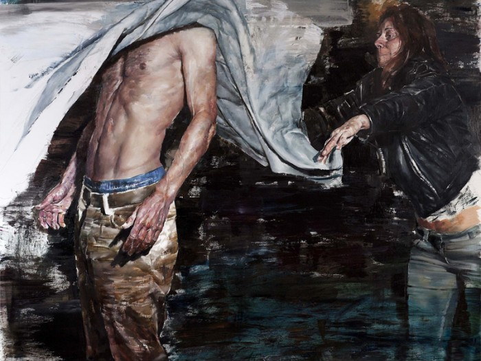 Peintre: Dan Voinea
