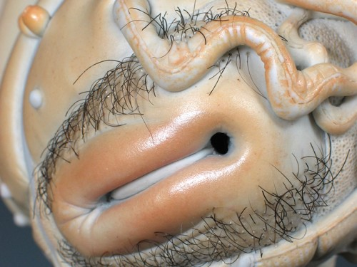Sculpteur: Jason Briggs