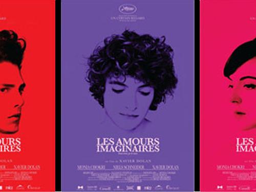 Cinéma: Les Amours Imaginaires
