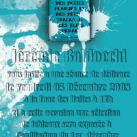 Dédicace: Décembre 2008