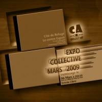 Exposition avec le collectif: Collect'Art
