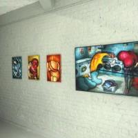 Exposition: Galerie Croissant à Bruxelles – Belgique