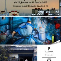"Exposition: Anniversaire ""Plateform magazine"""