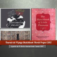 Exposition: Sketchbook World Project