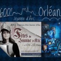 Exposition: 600 ans de Jeanne d'Arc à Orléans