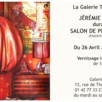 Exposition: Galerie Thuillier – Paris