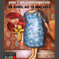 Exposition: Galerie Gilbert Riou – Lyon