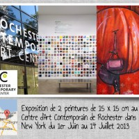 Exposition: Centre d'Art Contemporain de Rochester à New York