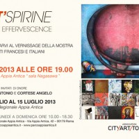 Exposition: Salon Art'spirine à Rome