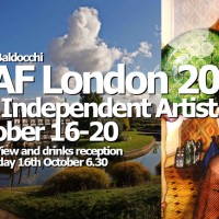 Exposition: Salon The Independent Artist Fair de Londres