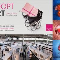 Exposition: Foire Affordable Art Fair – Bruxelles – Belgique
