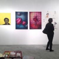 Photos de la Foire Affordable Art Fair de Seattle