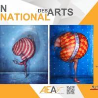 Exposition: Galerie de Nesle – Paris