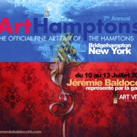 Exposition: ArtHamptons Art Fairs – Bridgehampton – New York