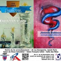 Exposition à la Mairie du 6ème de Paris