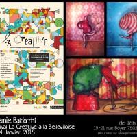 Exposition: Festival La Creatiive