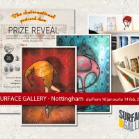Exposition: Surface Gallery Nottingham – Angleterre
