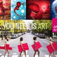 Exposition: Foire Affordable Art Fair – Bruxelles 2015