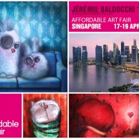 Exposition: Foire Affordable Art Fair – Singapour – Asie