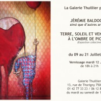 Exposition Galerie Thuillier – À la manière de Picasso