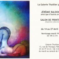 Exposition: Galerie Thuillier à Paris