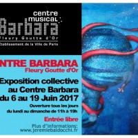 Exposition collective au Centre Barbara à Paris