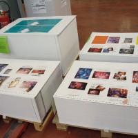 Ma visite chez l'imprimeur