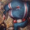 Peinture: Super Héros 2