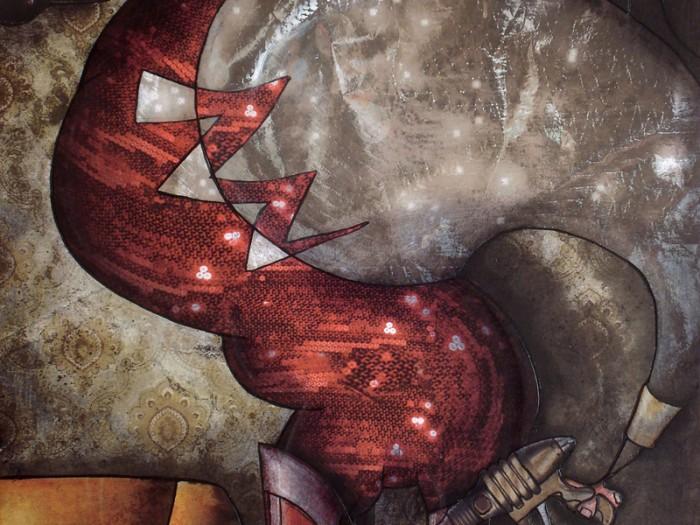 Peinture: Super Héros 3