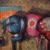 Peinture: Super Héros 4